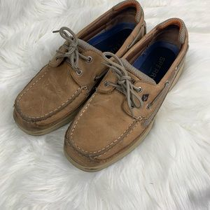 Fall boat shoes Sperry topsiders men's size 10.5